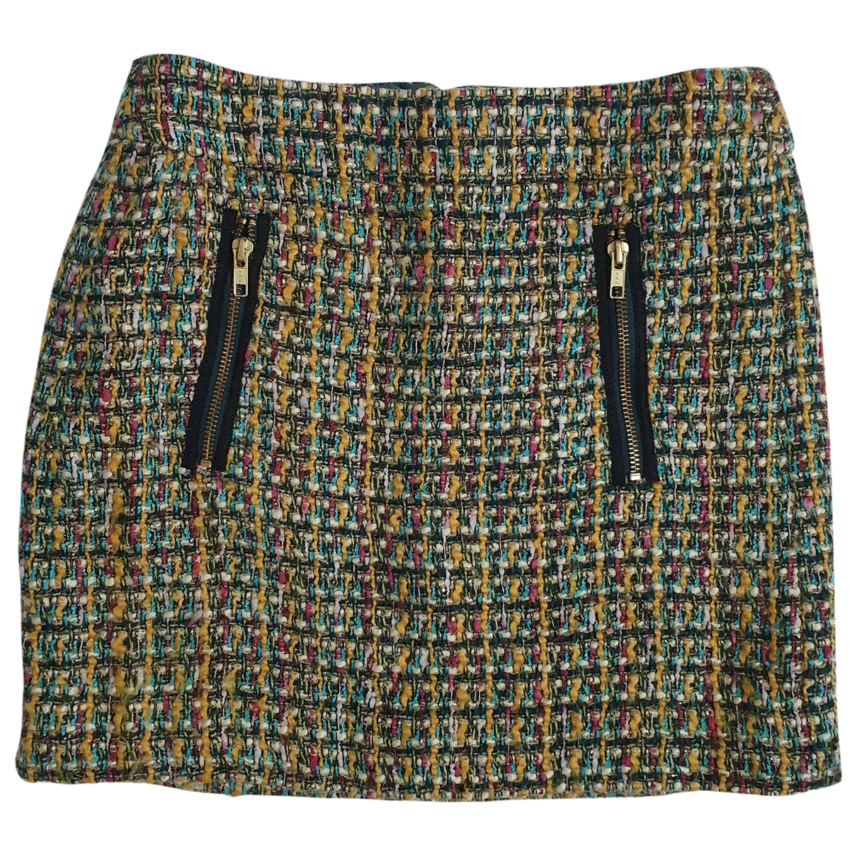 J.crew \N Multicolour Tweed skirt for Women XXS International