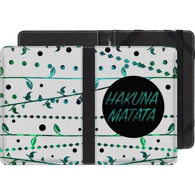 Kobo eReader Touch eBook Reader Huelle - Hakuna Matata von Statements