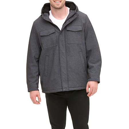 Dockers Storm Coat Big and Tall, 2x-large , Gray