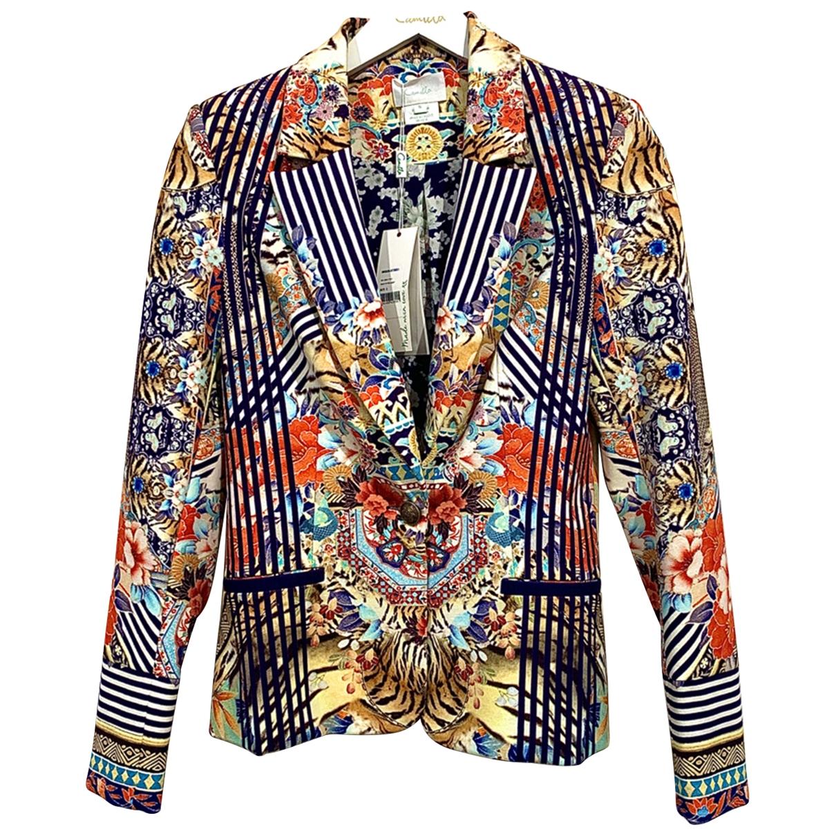 Camilla \N Multicolour Cotton jacket for Women 38 FR