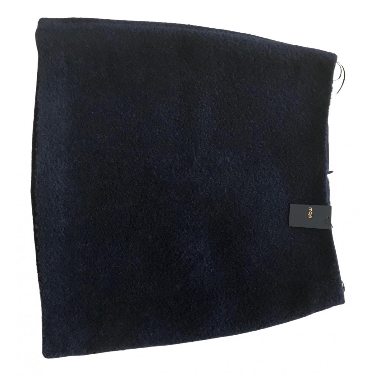 Maje \N Blue skirt for Women 40 FR