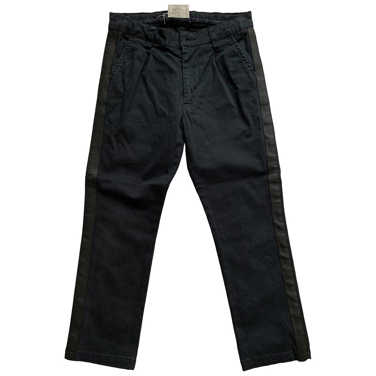 Douuod - Pantalon   pour enfant en coton - bleu