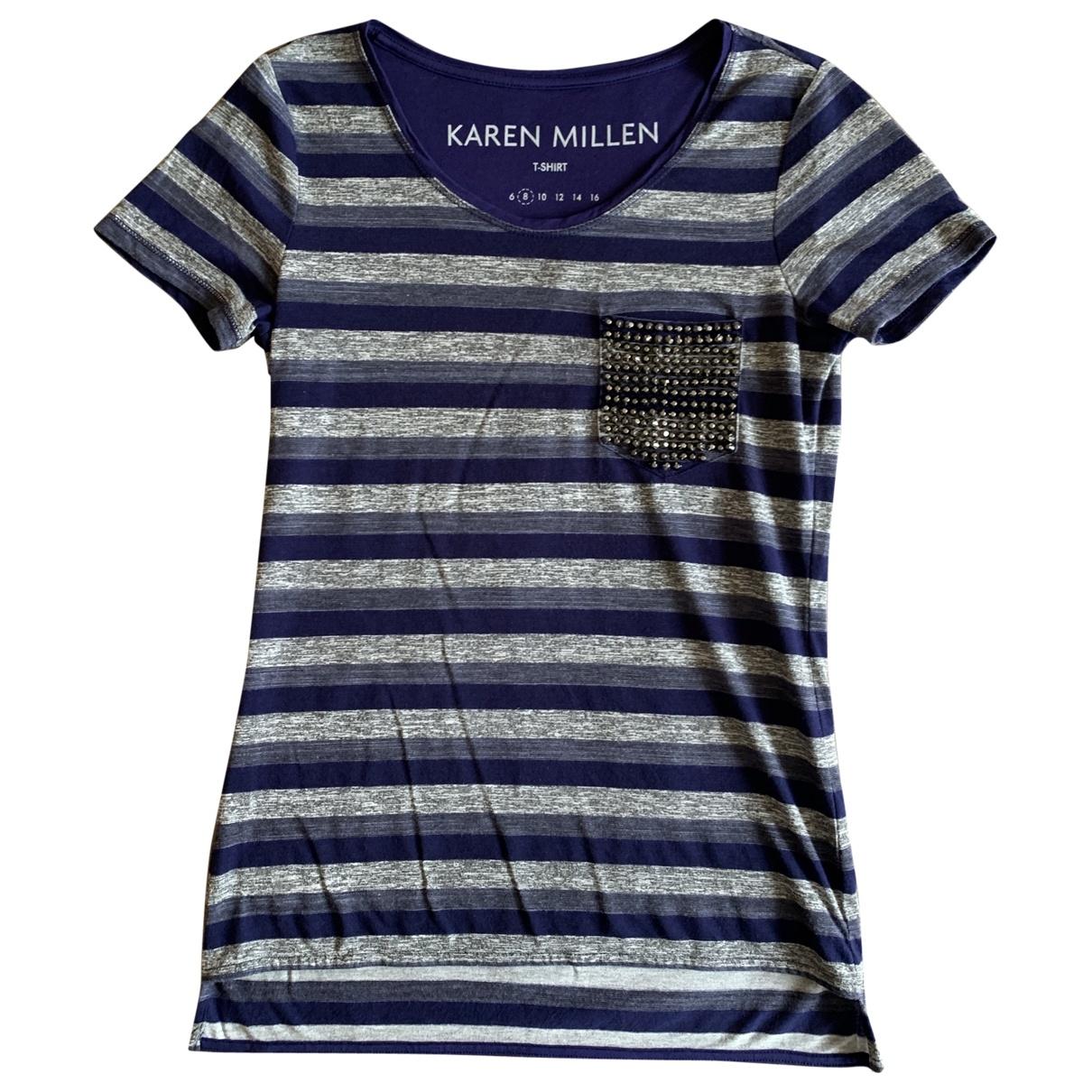 Karen Millen \N Blue  top for Women 8 UK