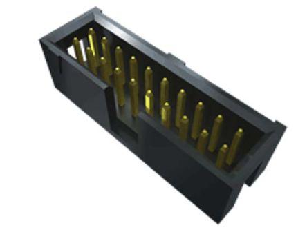 Samtec , HTSS, 5 Way, 2 Row, Vertical PCB Header (34)