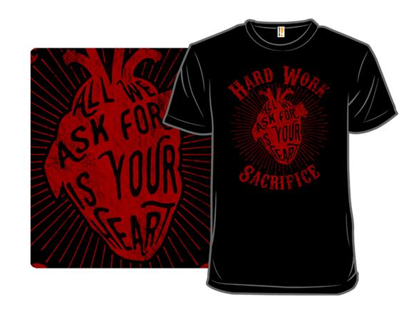 Sacrifice T Shirt