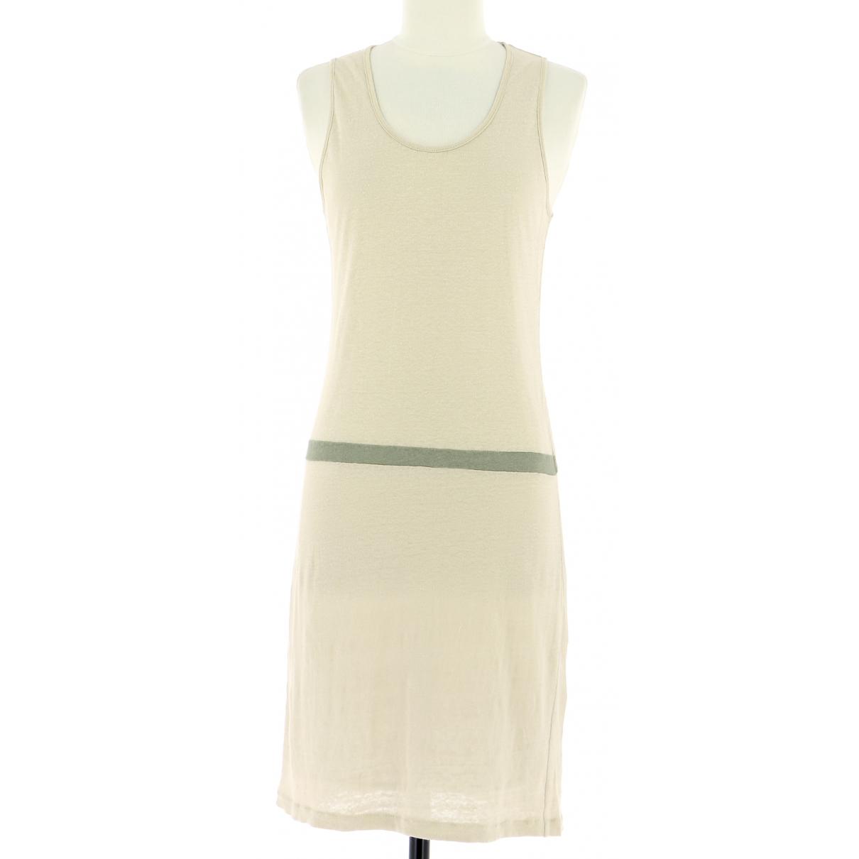 Vestido de Lino Autre Marque