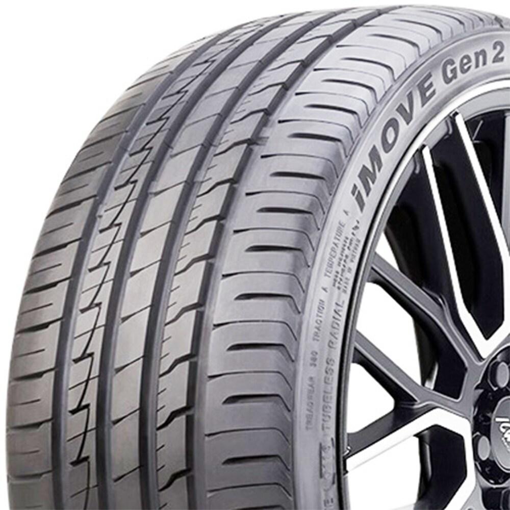 Ironman imove gen2 as P255/45R20 105W bsw all-season tire