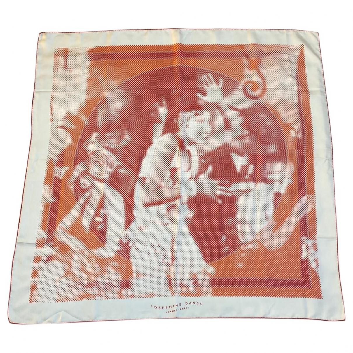 Hermes - Foulard Carre Geant silk 140 pour femme en soie