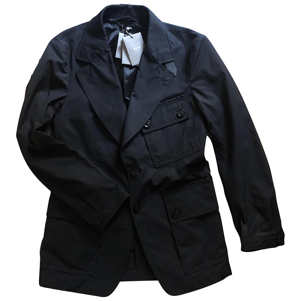 Tom Ford \N Black jacket  for Men 48 IT