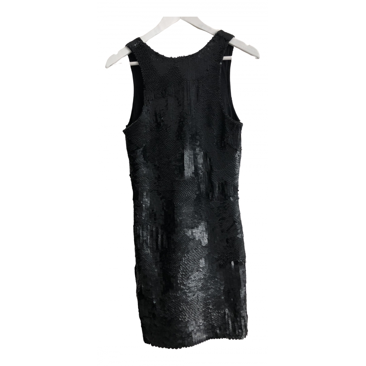 All Saints \N Black Glitter dress for Women 8 UK