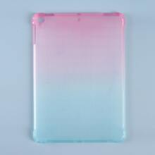 Ombre Clear iPad Case