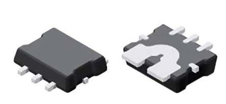 Allegro Microsystems ACS780LLRTR-050U-T, Current Sensor 5 + 2 Tab-Pin, PSOF (2)