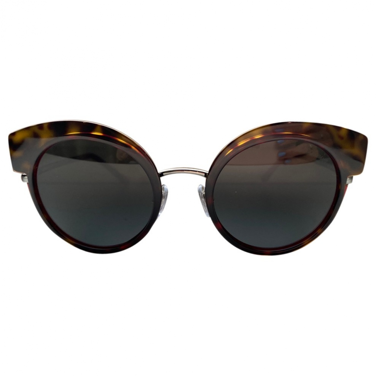 Giorgio Armani \N Brown Sunglasses for Women \N