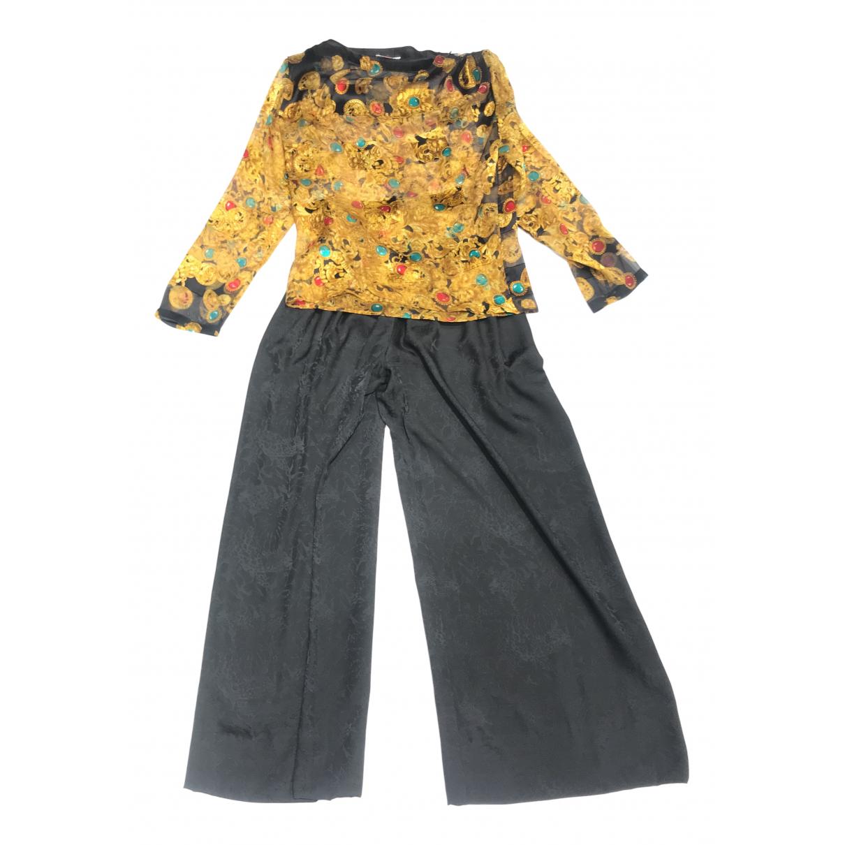 Yves Saint Laurent - Combinaison   pour femme en soie