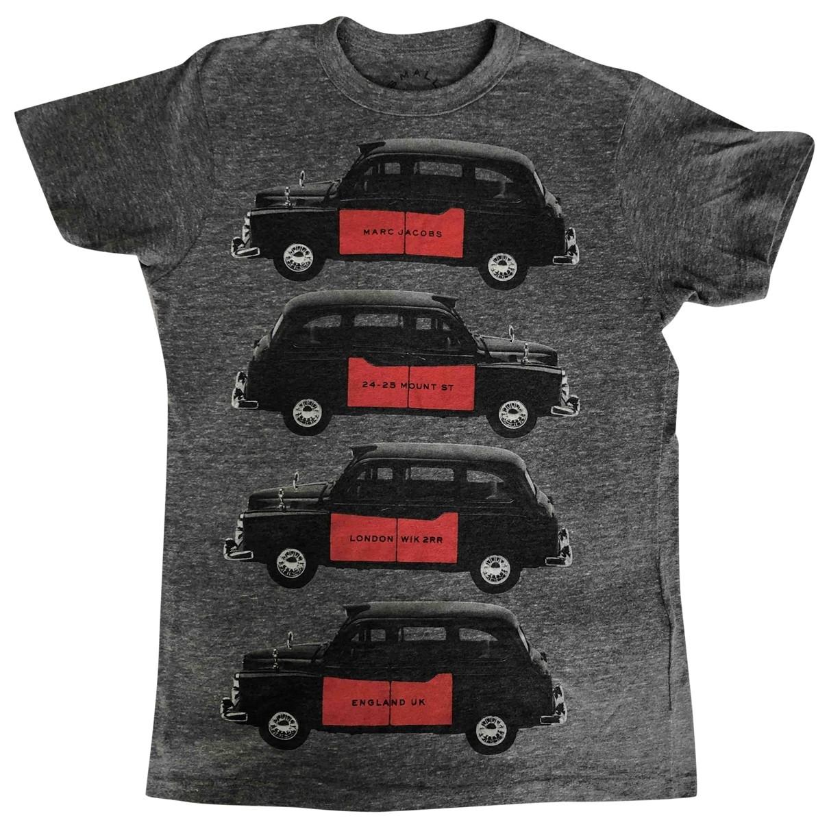Marc By Marc Jacobs \N T-Shirts in  Grau Baumwolle
