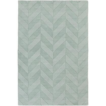 AWHP4027-1014 10' x 14' Rug  in Ice Blue and