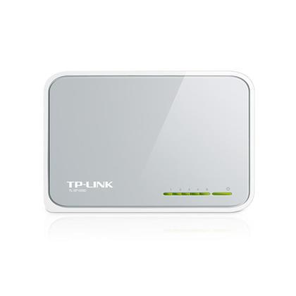 5-Port 10/100Mbps Desktop Switch - TP-LINK®