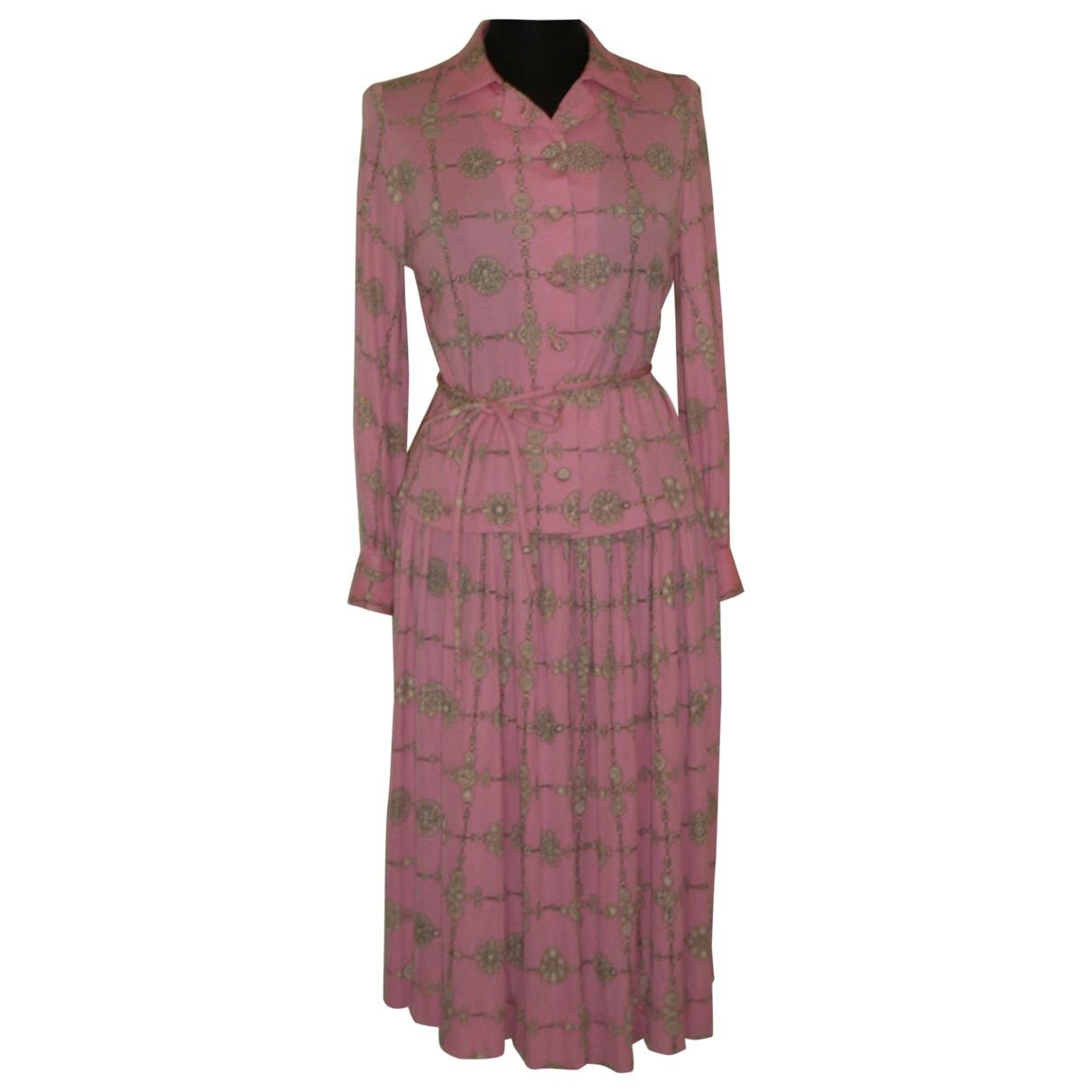 Emilio Pucci - Combinaison   pour femme en soie - rose