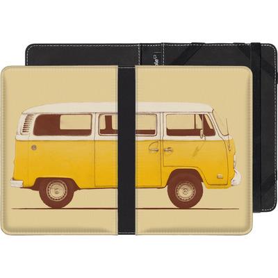 Amazon Kindle Touch eBook Reader Huelle - Yellow Van von Florent Bodart