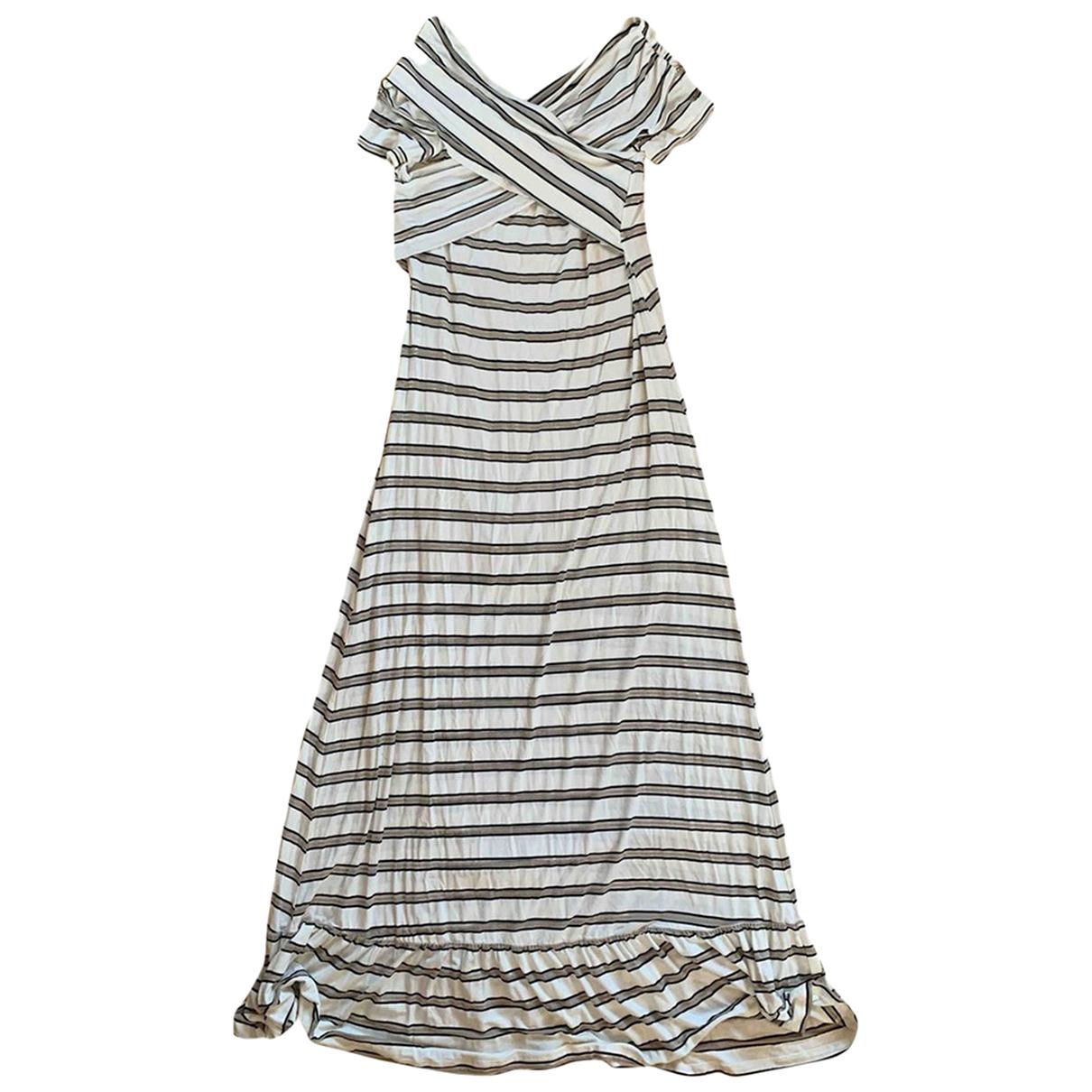 Patrizia Pepe \N White dress for Women 44 IT