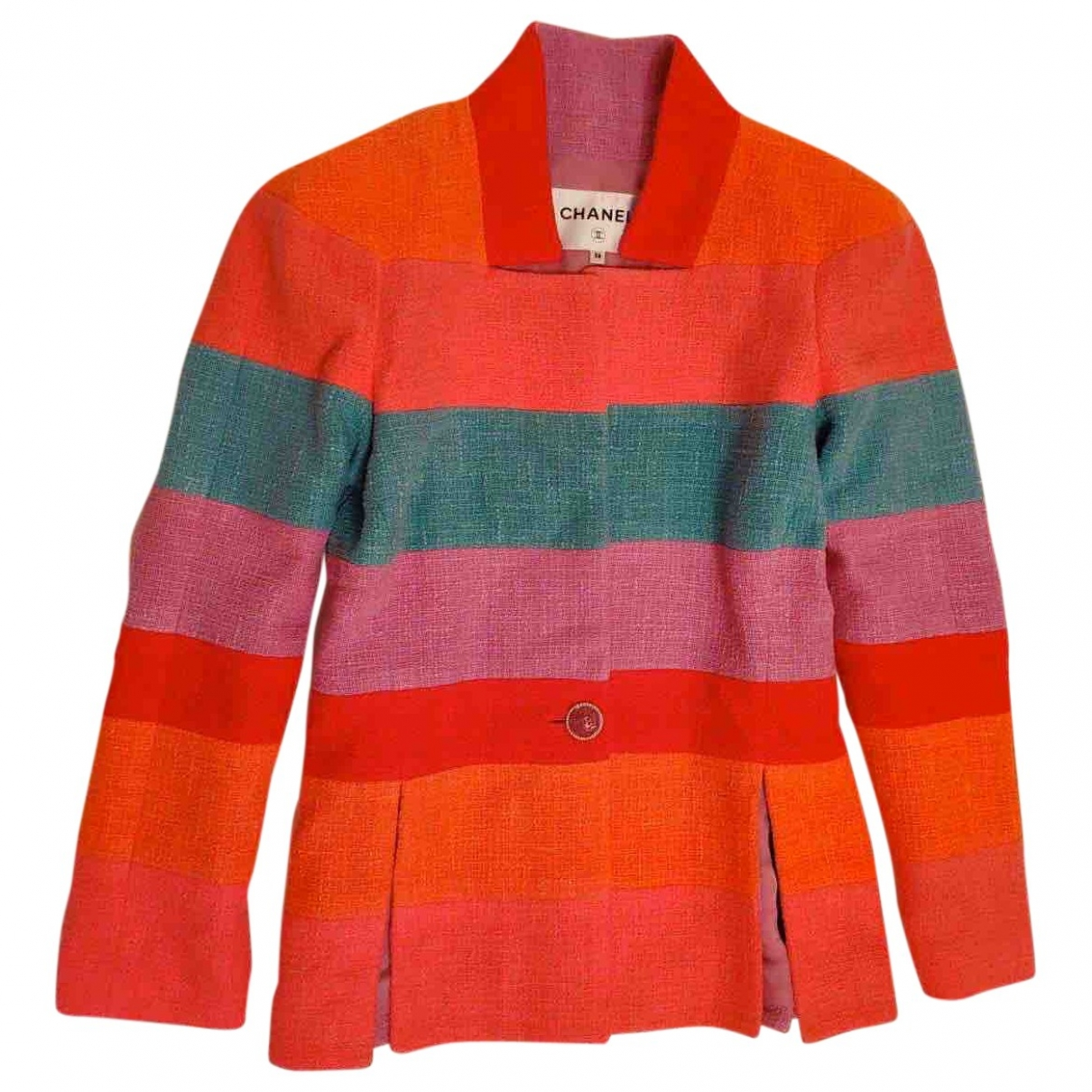 Chanel \N Multicolour Cotton jacket for Women 38 FR