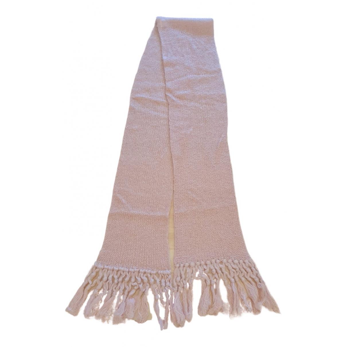 Zimmermann N Pink Wool scarf for Women N