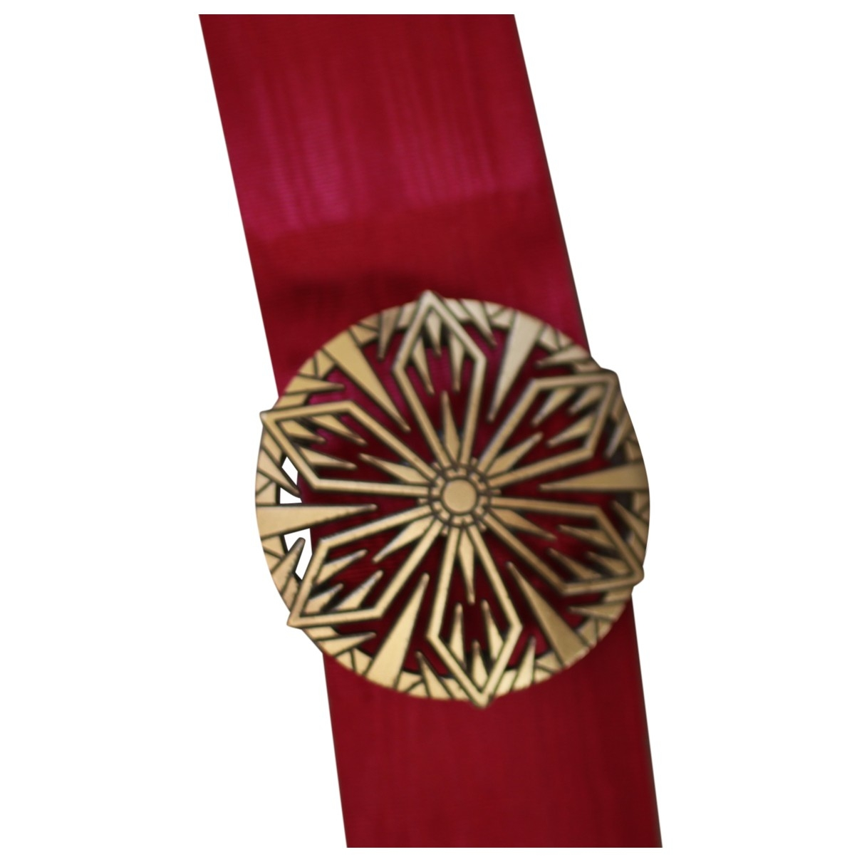 Non Signé / Unsigned \N Metallic Metal Pins & brooches for Women \N
