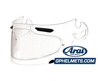 Arai Quantum 2 SAQ | SAL Pinlock Clear Shield Visor with Pins