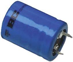 Vishay 560μF Electrolytic Capacitor 500V dc, Through Hole - MAL219390105E3