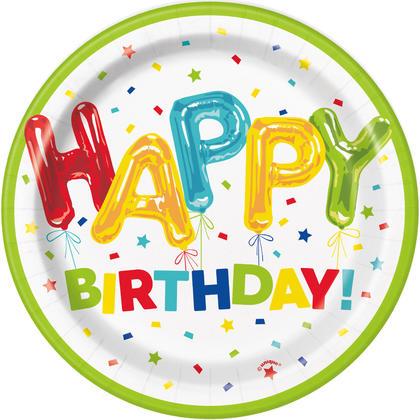 Happy Balloon Birthday Round 7