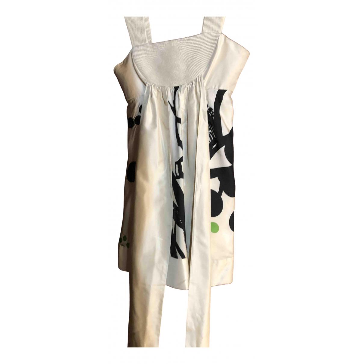Mini vestido de Seda Hoss Intropia