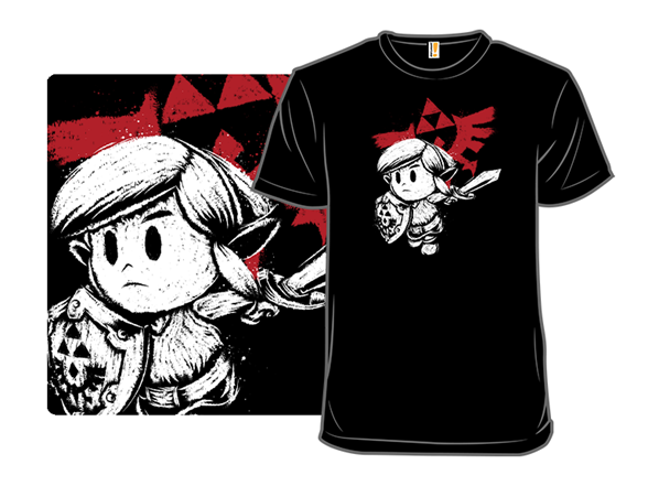 Hylian Hero T Shirt