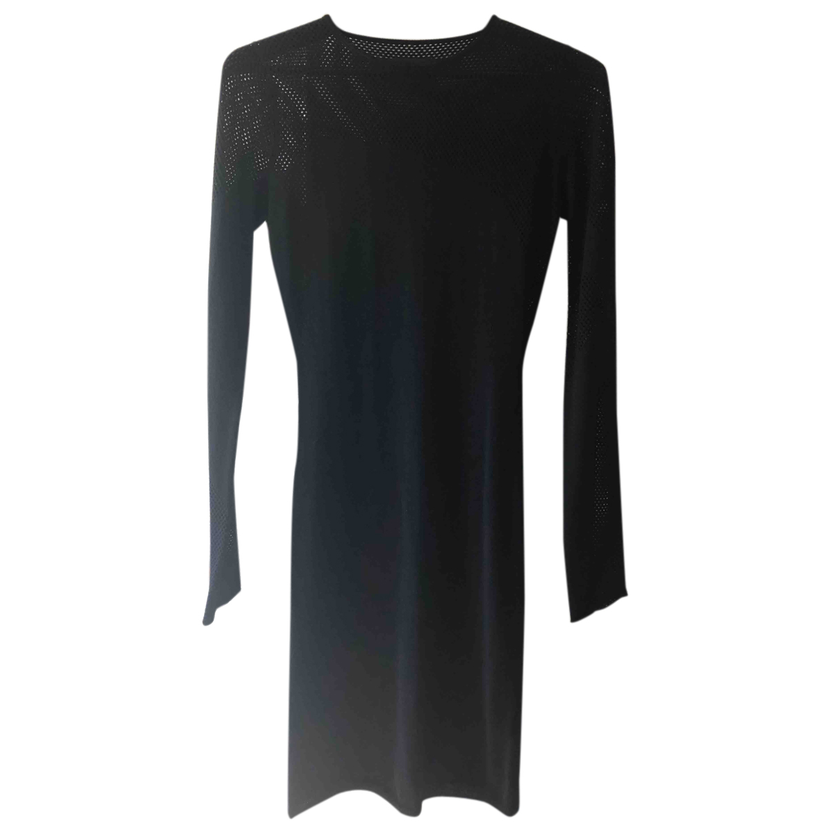 Zadig & Voltaire - Robe   pour femme en laine - noir