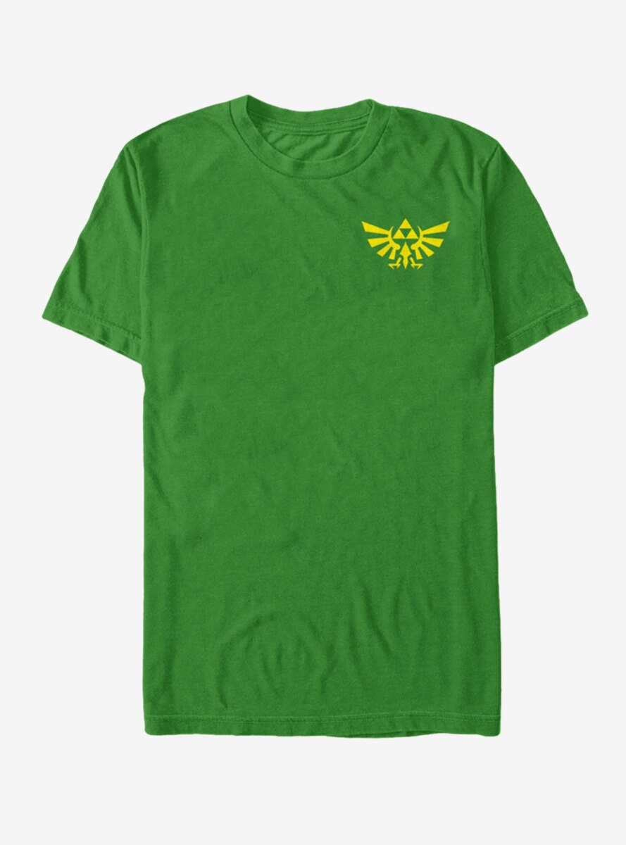 Nintendo Legend of Zelda Mini Triforce T-Shirt