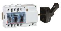 Legrand 3 Pole DIN Rail Non Fused Isolator Switch - 160 A Maximum Current, IP55