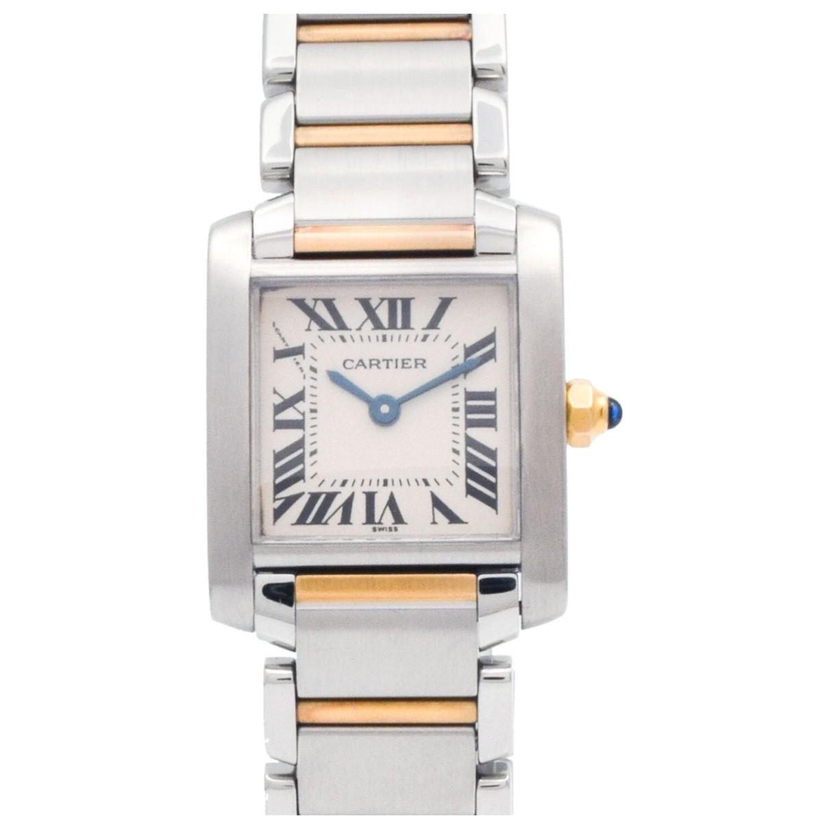 Reloj Tank Francaise Cartier