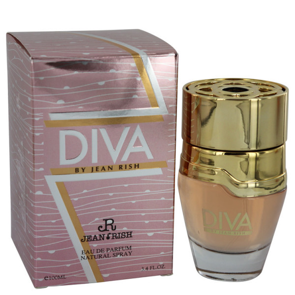 Diva - Jean Rish Eau de Parfum Spray 100 ml