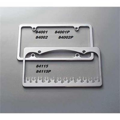 AMI License Plate Frames (Polished Aluminum) - 84002P