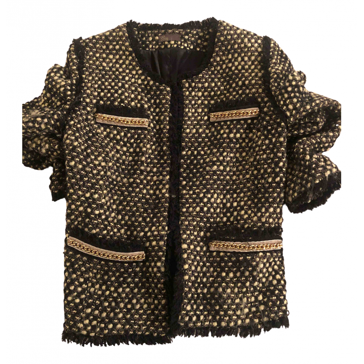 Non Signé / Unsigned N Wool jacket for Women 42 IT
