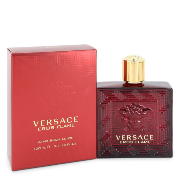 Eros Flame - Versace After Shave Lotion 100 ml