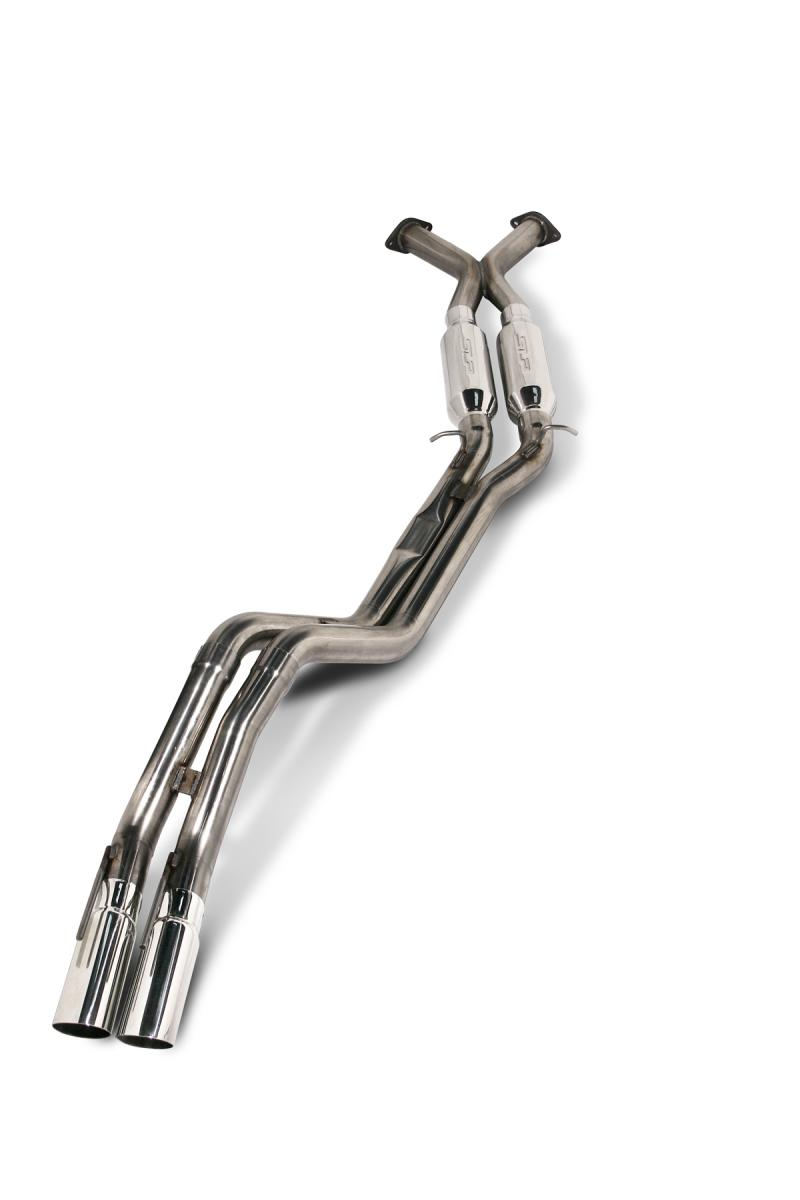 SLP Performance 31060 Exhaust System, 2004 GTO