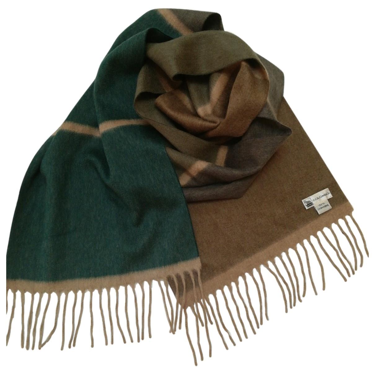 Pañuelo / bufanda de Cachemira Colombo