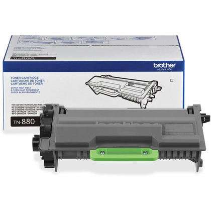 Brother MFC-L6750DW Original Black Toner Cartridge, Extra High Yield