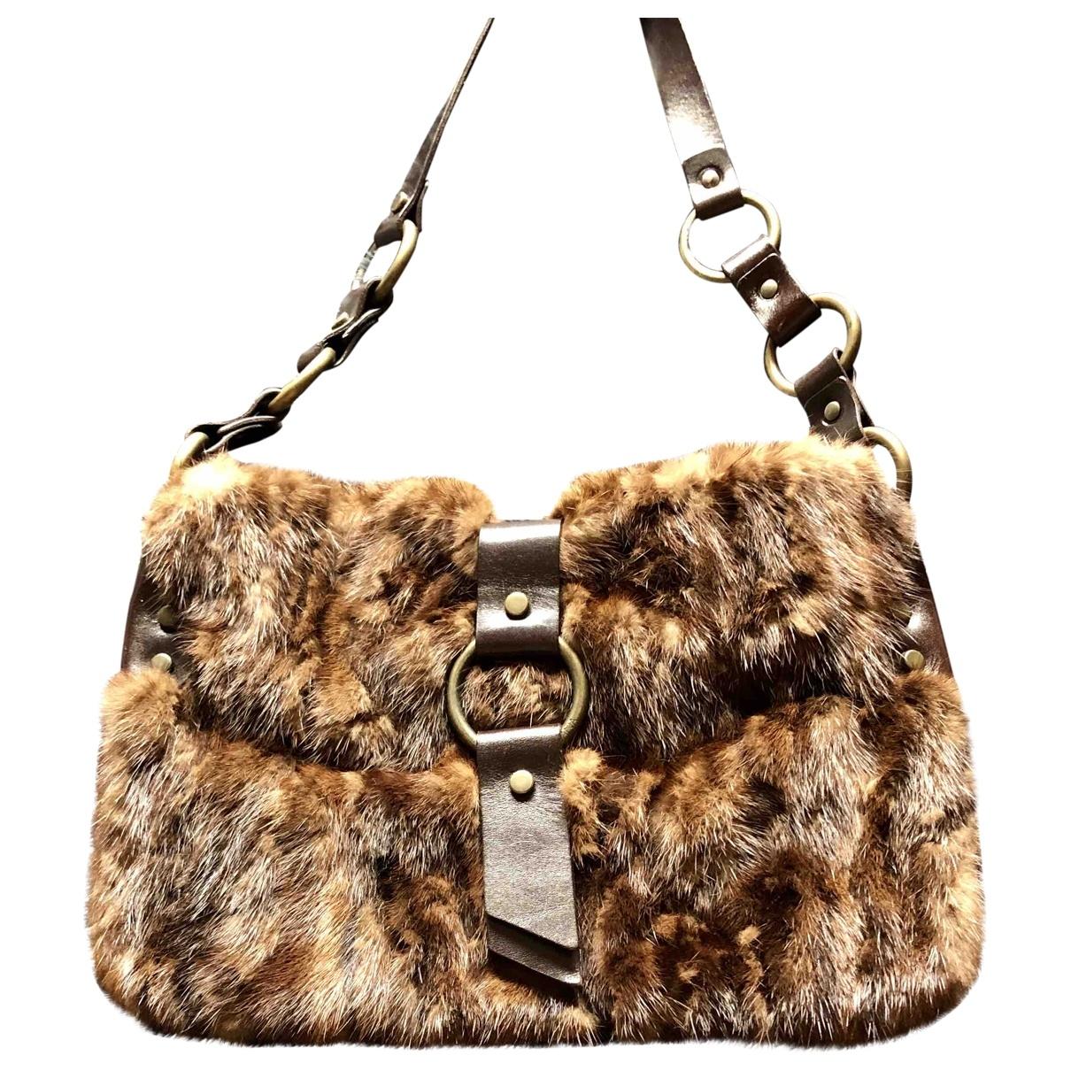 Dolce & Gabbana \N Brown Fur handbag for Women \N