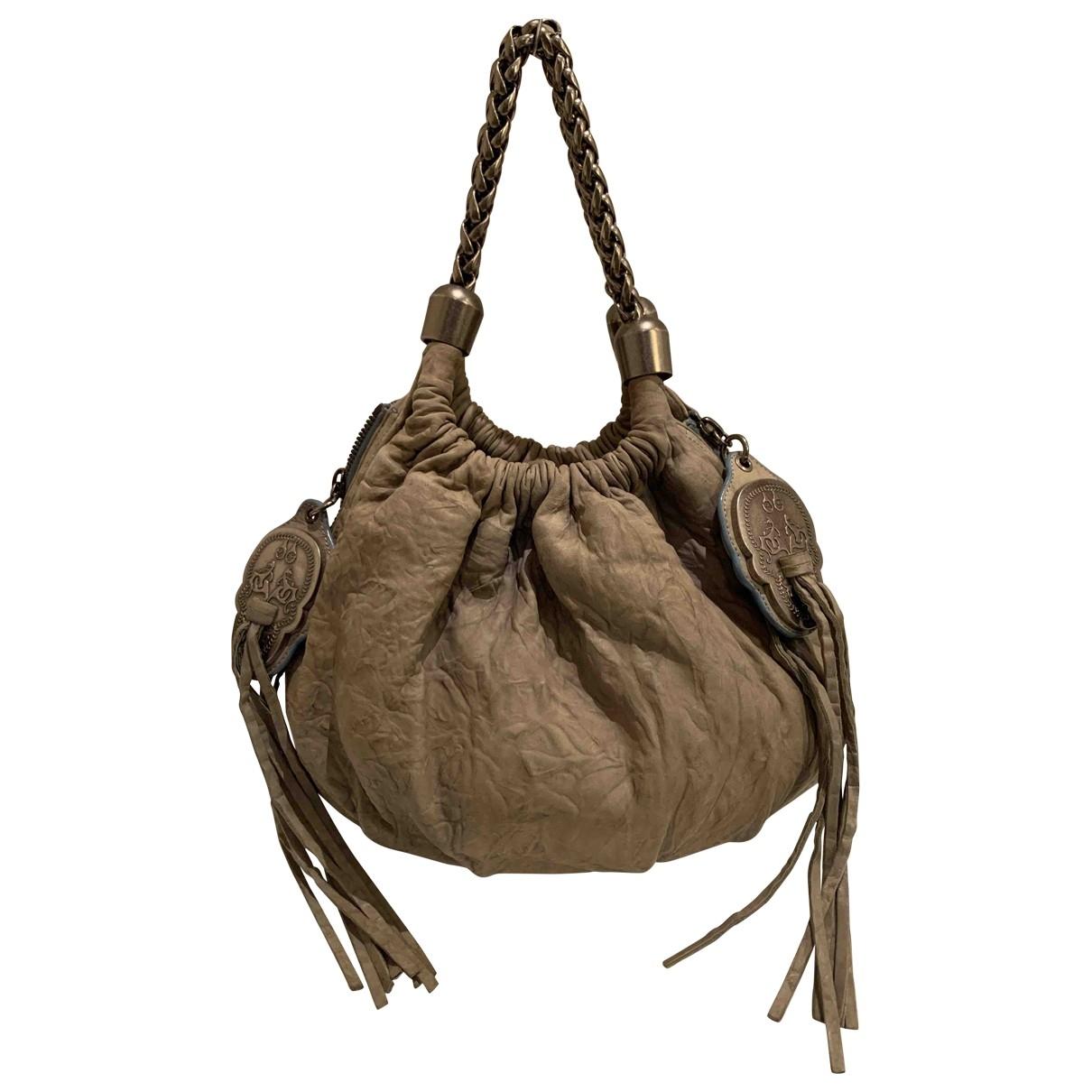 Thomas Wylde \N Green Leather handbag for Women \N