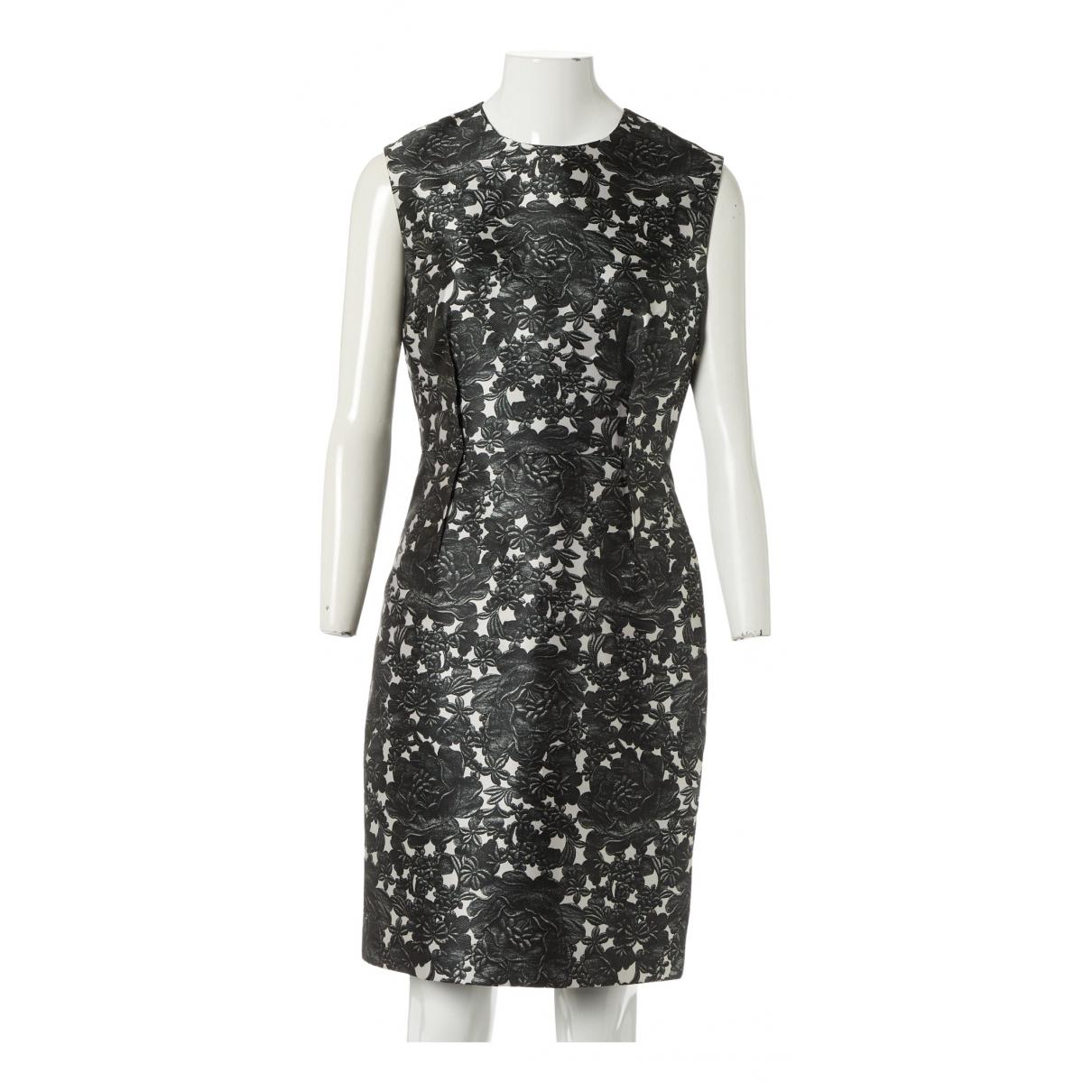 Giambattista Valli \N Kleid in  Schwarz Polyester