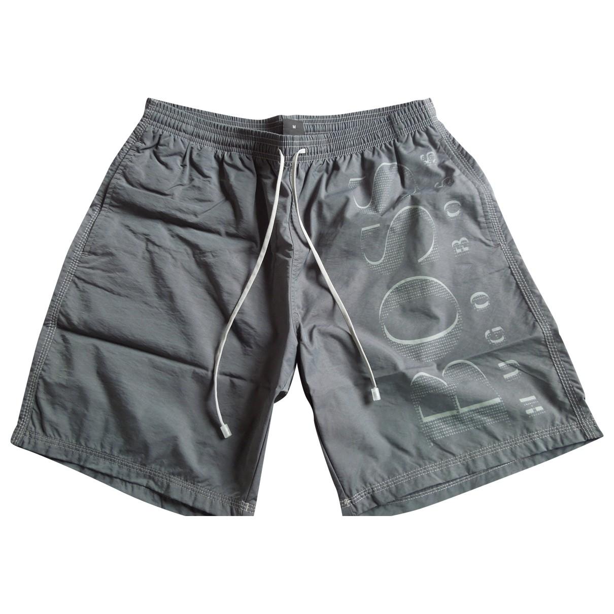 Boss \N Grey Swimwear for Men M International