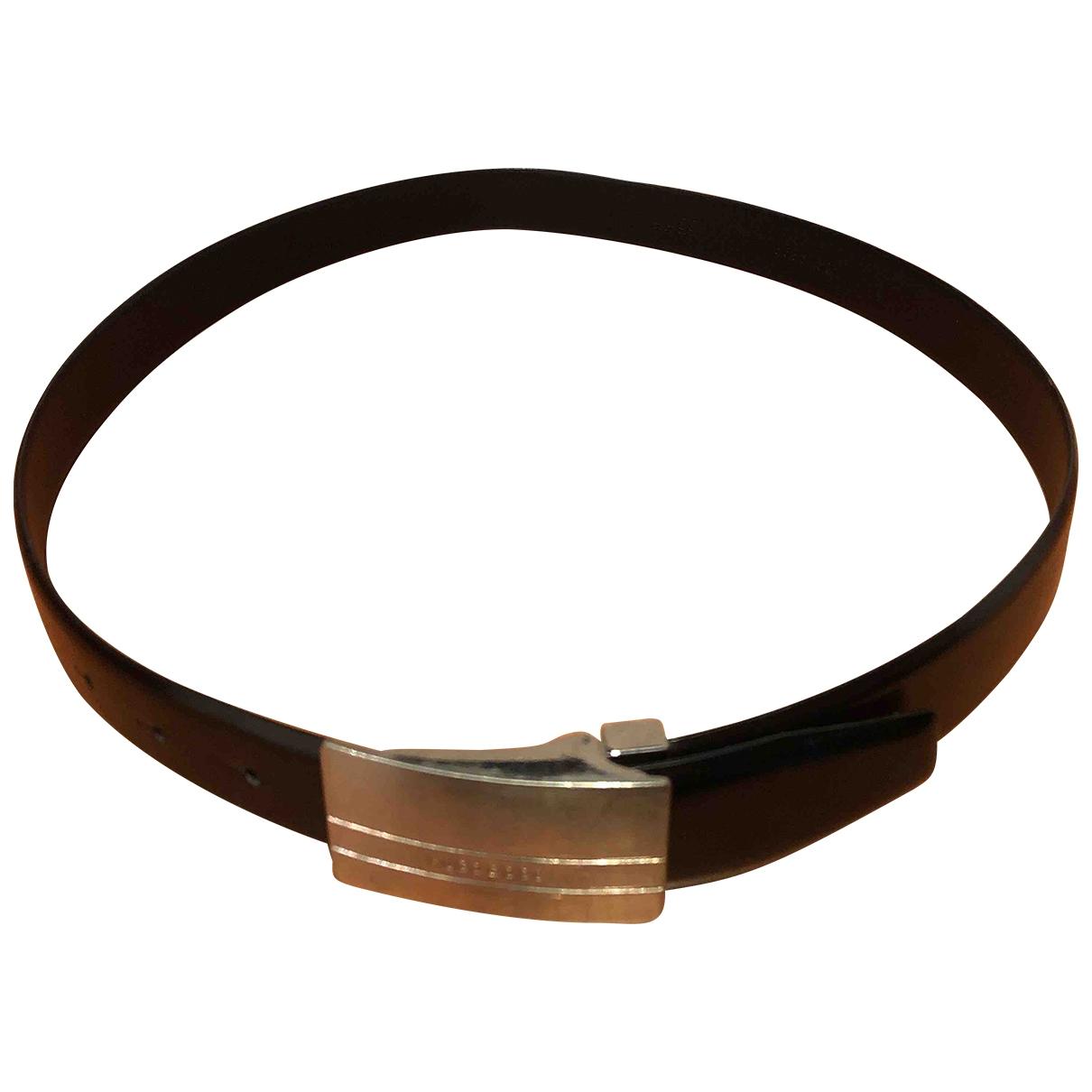 Cinturon de Cuero Hugo Boss