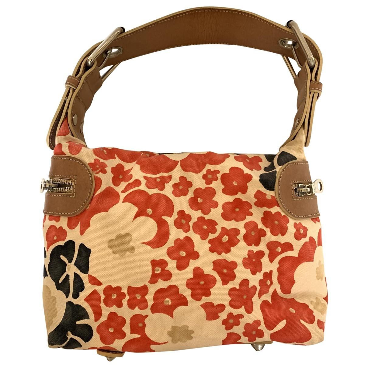 Chloé \N Red Cloth handbag for Women \N
