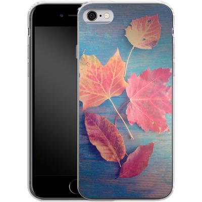 Apple iPhone 6 Silikon Handyhuelle - The Colors Of Autumn von Joy StClaire